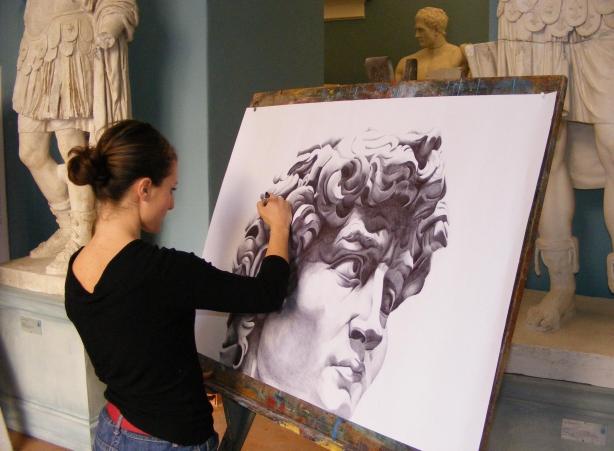 イタリア 美術学院 留学