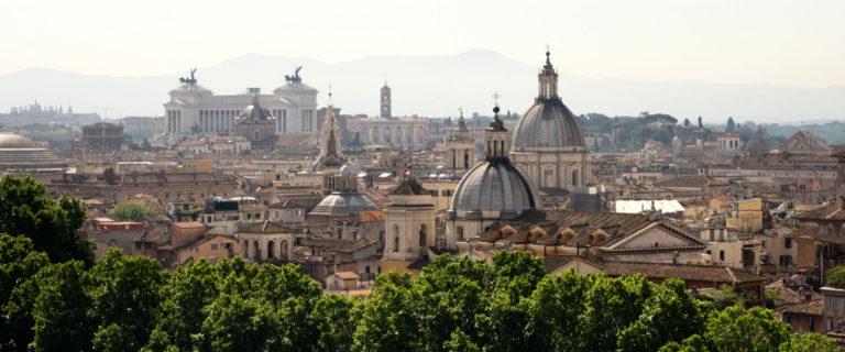イタリア留学の一日 in Roma