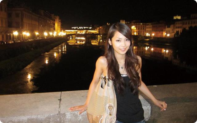 ミラノのナビグリでのある夜