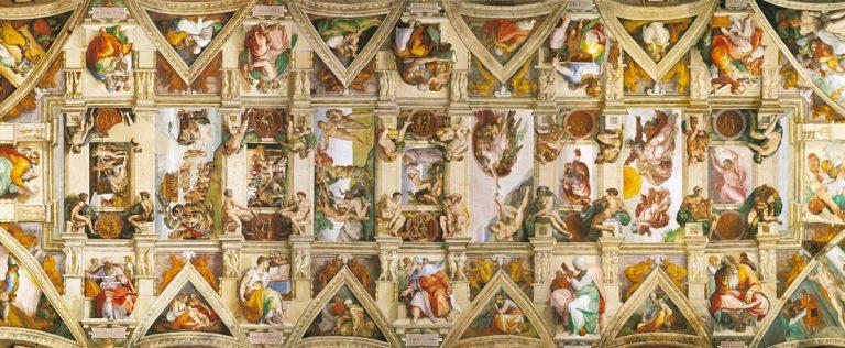 システィナ礼拝堂 イタリア 美術館
