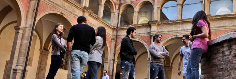 Alma Mater Studiorum - Università di Bologna イタリア 大学キャンパス