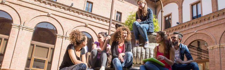 Università di Siena イタリア 大学キャンパス