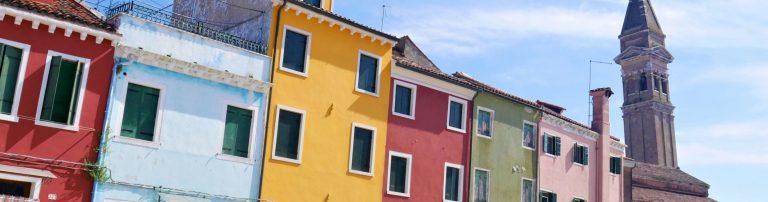 イタリア 小さな街