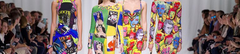 イタリア ファッションの展示会