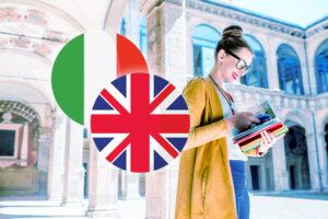 英語で開講 学位所得コース イタリアの大学留学