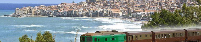 シチリア 鉄道の旅