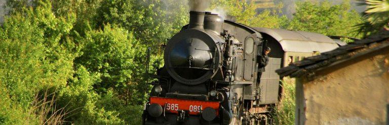 SL列車 トスカーナ 旅