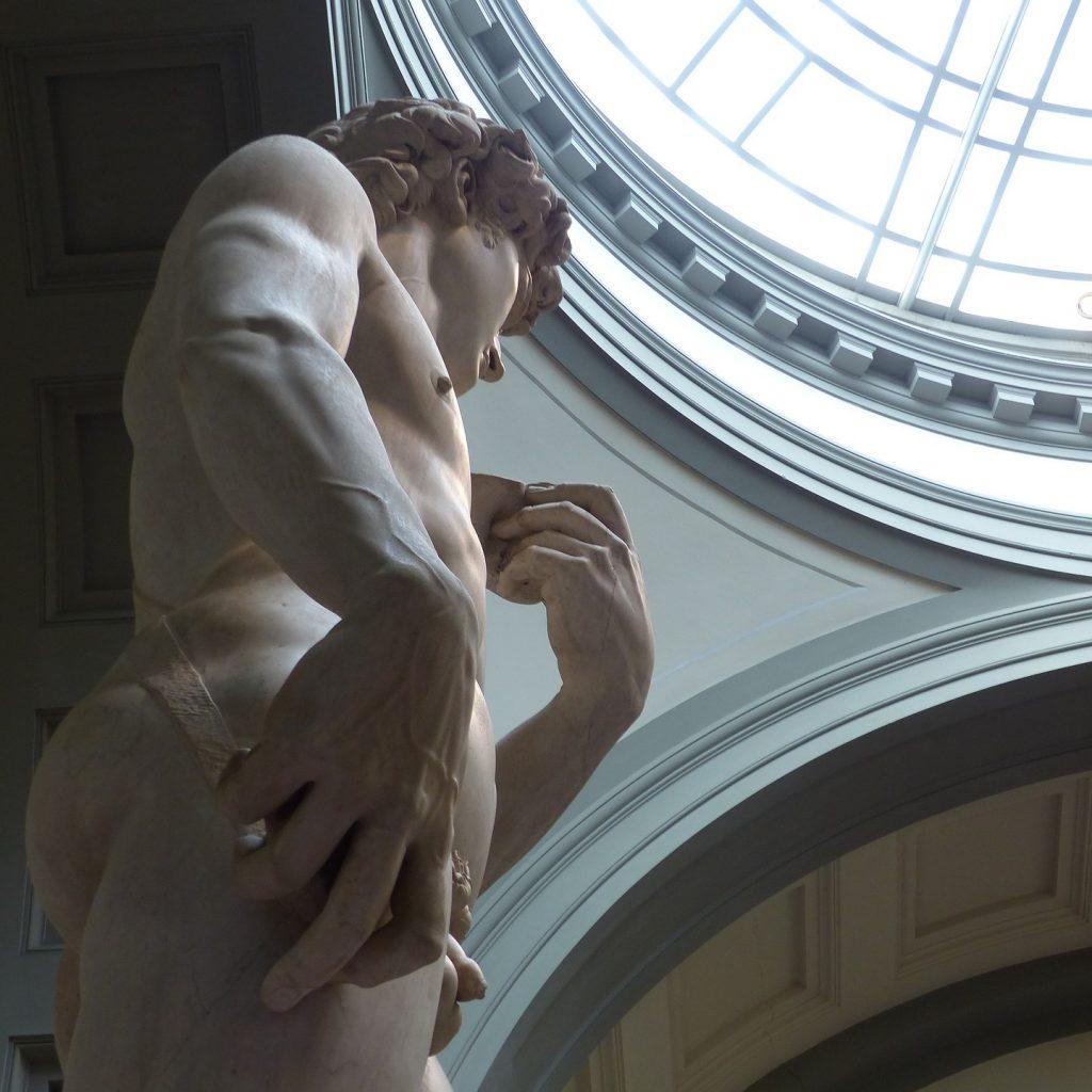 ダヴィデ像 美術の国 イタリア