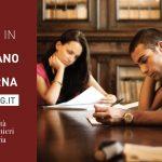 Master di I livello in Didattica dell'italiano come lingua non materna LS e L2